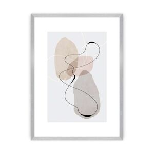 Plakát Abstract Lines I