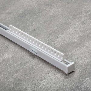 Kolejnice stropní jednoduchá hliníková 210cm