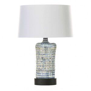 Lampa Royal Blue výška 64cm